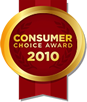 Home Theater Vancouver consumer choice award 2010