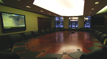 Commercial Boardroom Automation Vancouver