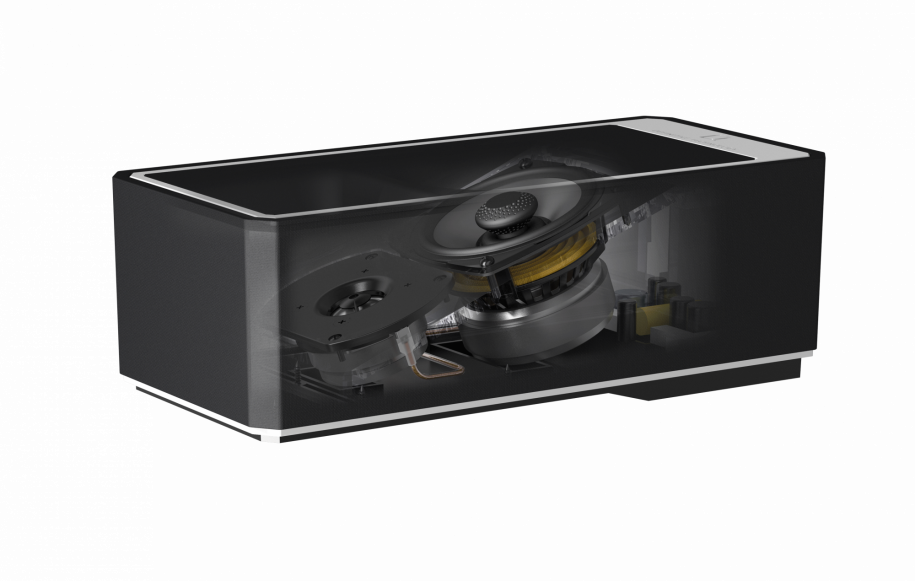 A90 High-Performance Height Speaker Module for Dolby Atmos/DTS:X