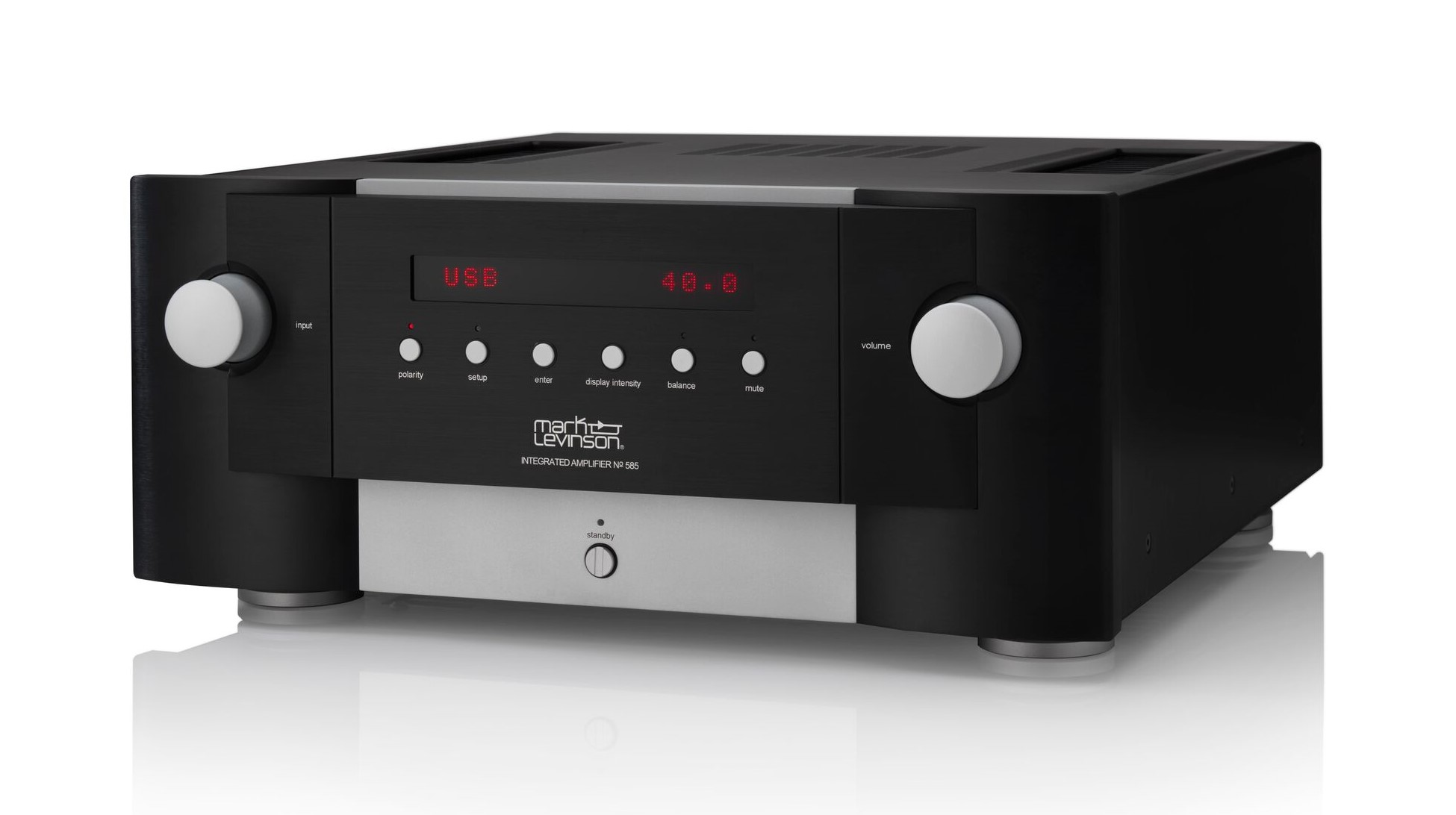 Mark Levinson Nº585.5 Integrated Amplifier