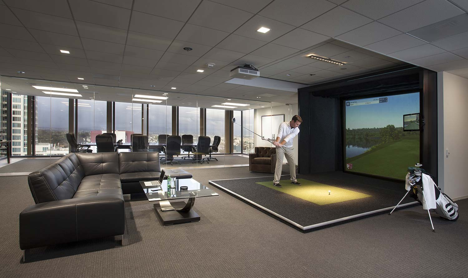 golf in your office